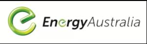 Energy Australia logo.