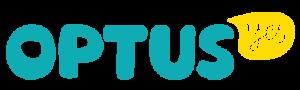 Optus Yes telecommunications logo.