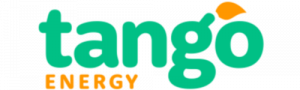 Logo of Tango Energy from North Geelong.