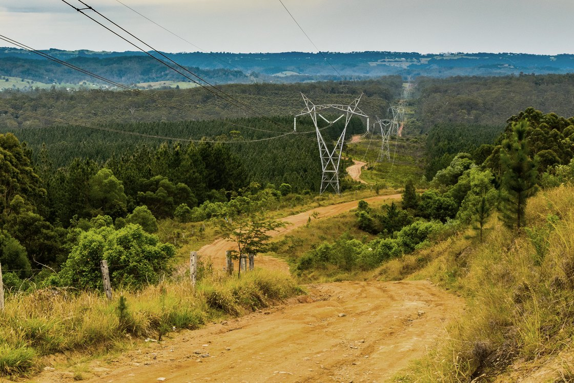 The Australian bush where electricity prices can increase in Australia.